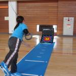 平成30年度「第1回障がいのある方のスポーツ教室」が開催されました。