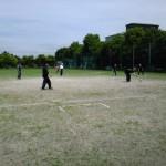 第2回研修会(フットベースボール)を開催しました