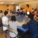 社会福祉法人愛正会一想園(日立市)でのスポーツレクリエーション活動