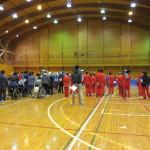 第4回スポーツ教室(行方市)を開催しました。