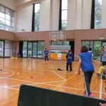 平成29年度第1回障害のある方のスポーツ教室が開催されました