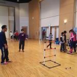高萩市手をつなぐ育成会主催スポーツ体験教室が開催されました