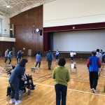 「第2回障がいのある方のスポーツ教室」を開催しました。