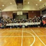 第3回指導員研修会(卓球バレー)を開催しました。