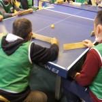 石岡市障がい者スポーツ・レクリェーション教室の開催に協力しました。