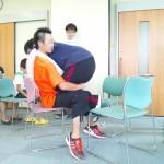「介護技術勉強会」へ参加しました