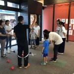 土浦きらら祭りエンジョイホリデイでパラスポーツ体験を実施しました。