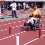 第51回茨城県身体障害者スポーツ大会が開催されました。