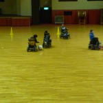 電動車椅子サッカーチーム〜ポケットファイトFC〜