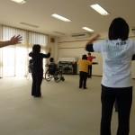 総合型地域スポーツクラブ「鯨ヶ丘スポーツクラブ(常陸太田市)」を見学しました。