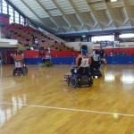 第17回電動車椅子サッカー関東大会が開催されました。