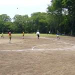 第15回ゆうあいスポーツ大会フットベースボール競技が開催されました